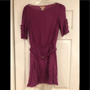 Small purple Moon Collection Dress